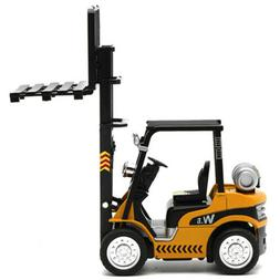 1:24 Scale Forklift Lift Truck Construction Vehicle Diecast