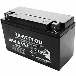 12V, 6Ah Battery for 2001 Suzuki DR-Z400, E, S, SM 400CC, AT