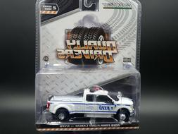 GREENLIGHT 2019 FORD F350 LARIAT NYPD TRUCK DUALLY DRIVERS S