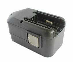 Battery for Milwaukee 18 Volt Power Plus Driver Drills - 130