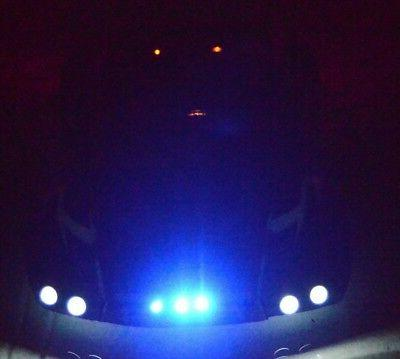 1/10th Scale SC Redcat Racing body with LED Lights