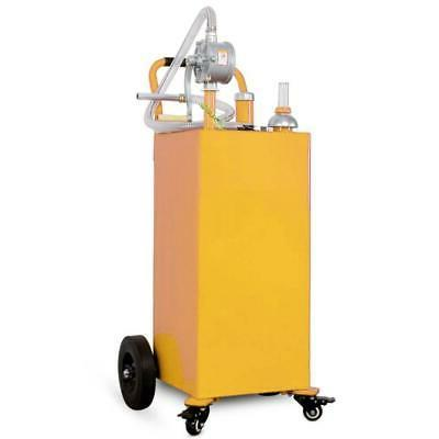 35 Gallon Fuel Diesel Caddy Container for ATVs