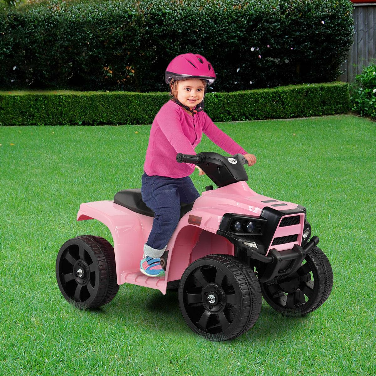 6V Electric Car Powered Toy 2 Speed Control 5