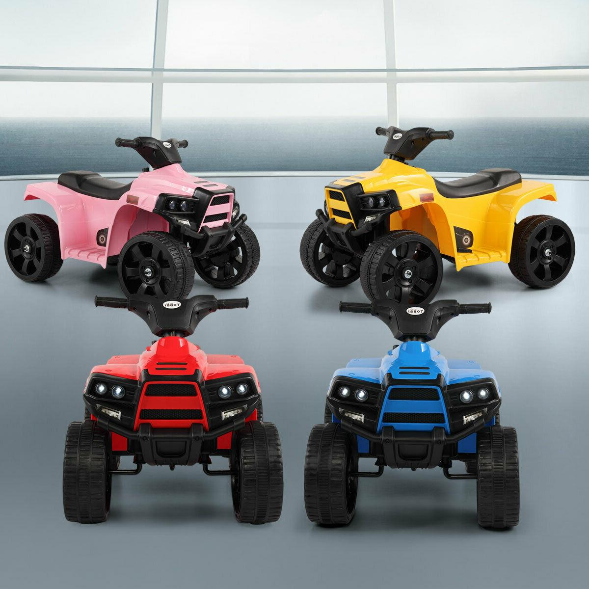 6V Ride On Electric Car Toy 2 Control 5