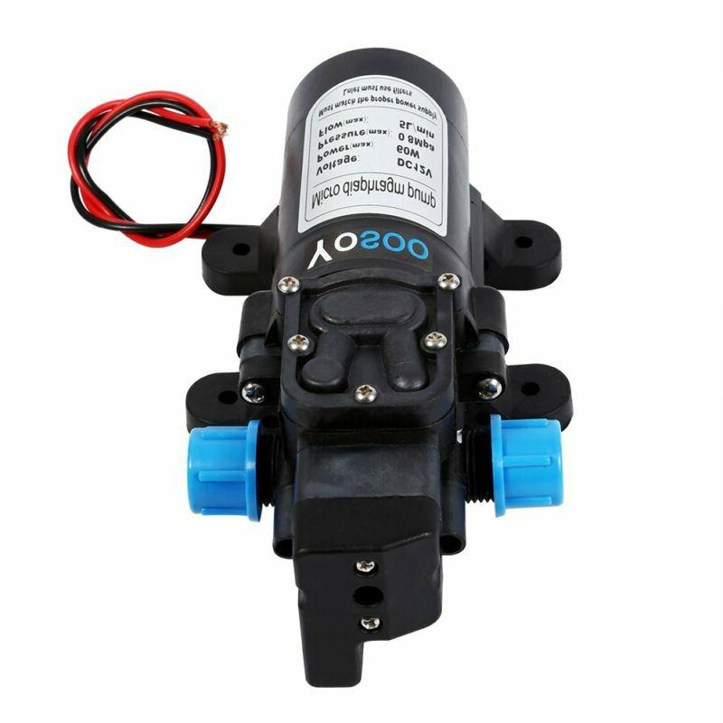 Keenso 12V Water Diaphragm With Priming