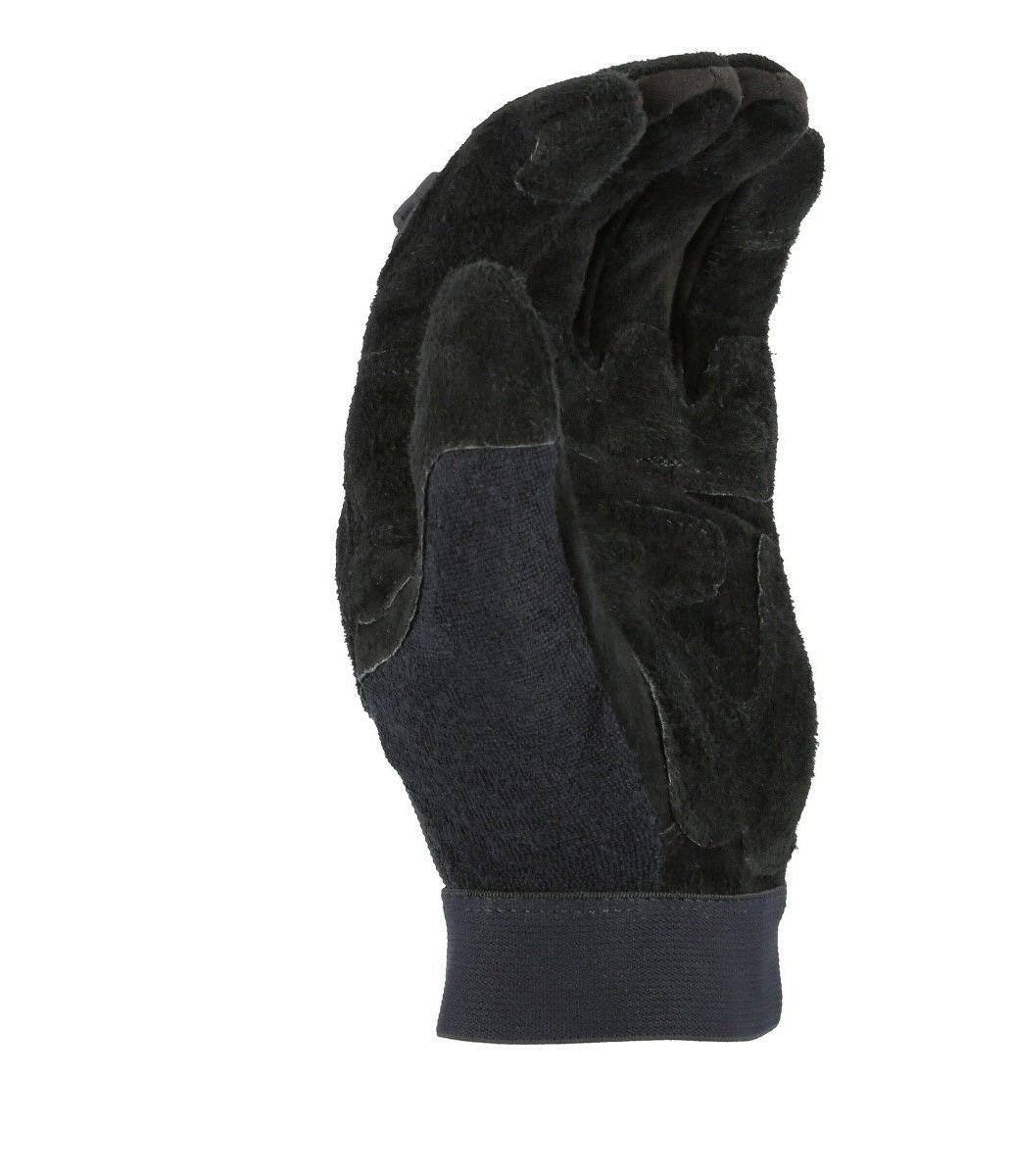 EXO-Tech Knuckle-Neoprene-Cowhide Leather Gloves Powersports-Motorcycle-ATV