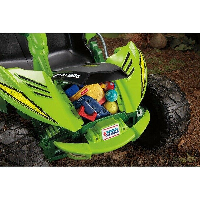 Kids 2 Battery Power Ride Dune Extreme