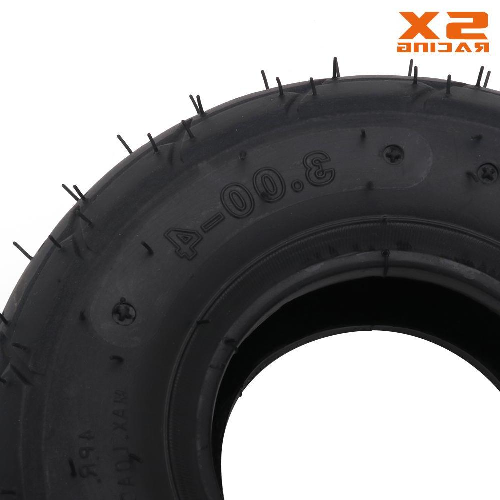 Motorcycle x 2.5 10x2 4.10/3.50-4 3.00-4 Inner Outer Gas Moped