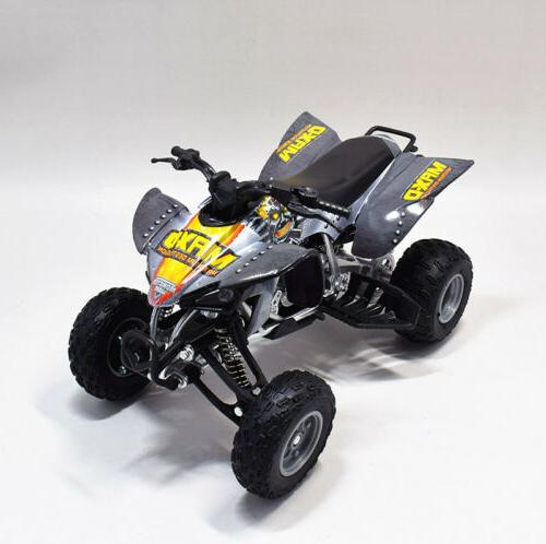 New Ray YFZ 450 MAX-D ATV Model
