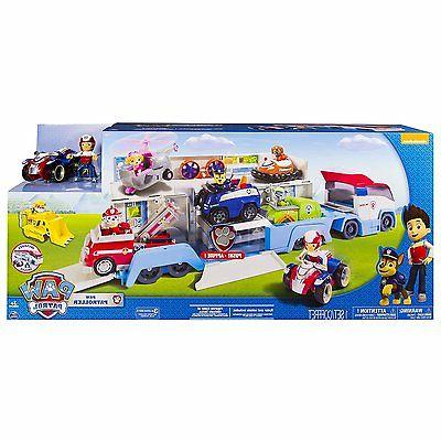 Paw Patrol Games Play Toy Kids Transport Ryder Missions