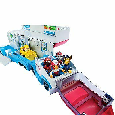 Paw Patrol Games Toy Kids Vehicle Transport Rescue Missions