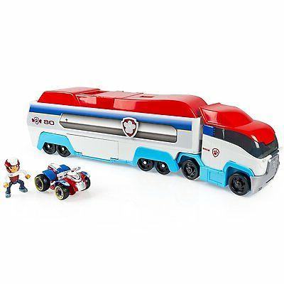 Paw Patrol Games Toy Truck Transport Ryder Rescue