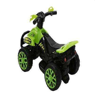Ride On Car 6 Volt Quad Electric Rechargeable Toys
