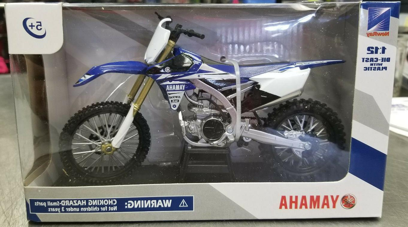 Yamaha 2017 Motorcycle Toy by New 57983