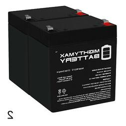 Mighty Max 12V 5AH SLA Battery Replacement for Enduring 6-DW
