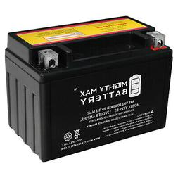 Mighty Max YTX9-BS Battery Replacement for PTX9BS Predator G