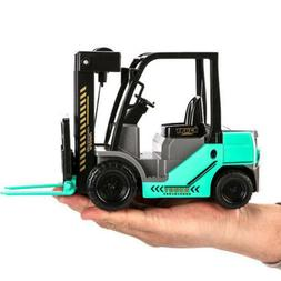 New 1:12 Scale Forklift Truck Model Car Construction Vehicle