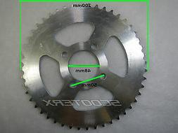 New Sport Go Kart Steel Drive Sprocket 420 Pitch 48 Tooth Sp