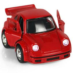Red Toy Diecast Car Play Vehicles, Classic Diecast Model Car
