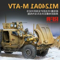 RYE RM5032 1/35 Scale model M-ATV  M1240A NEW