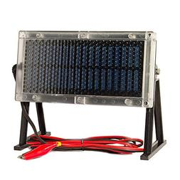 Mighty Max Battery 6V Solar Panel Charger for 6V 4.5Ah Deer