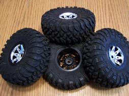 Axial Wraith Rock Racer 2.2 Ripsaw Tires Raceline Renegade C