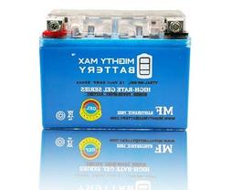 Mighty Max YTX4L-BS GEL Battery for ATV Quad Dirt / Pit Bike